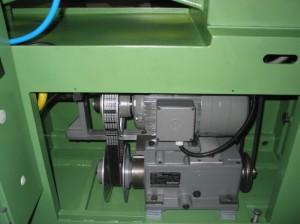 Antriebseinheit der Schaublin 135 Drehmaschine