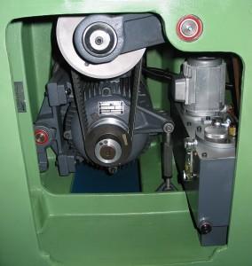 Antriebsmotor der Schaublin 135 Drehmaschine